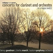 Mozart: Concerto For Clarinet And Orchestra In A Major Songs