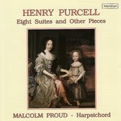 Purcell: Eight Suites And Other Pieces Songs