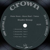 Peter Gunn - Mono Reel - Takes Songs