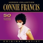 Heroes Collection - Connie Francis Songs