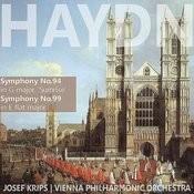 Haydn: Symphony No. 94; Symphony No. 99 Songs