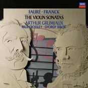 Fauré: Violin Sonata in E minor / Franck: Violin Sonata in A etc. Songs