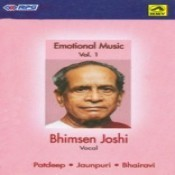 Bhimsen Joshi - Emotional Music 1 Songs