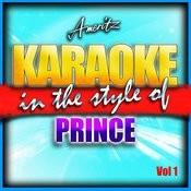 Karaoke - Prince Vol. 1 Songs