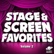 Stage And Screen Favorites, Vol. 2 Songs