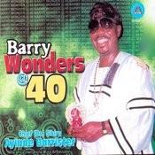 Barry Wonders @ 40 Songs