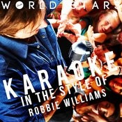 Karaoke (In The Style Of Robbie Williams) Songs