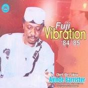 Fuji Vibration /84 /85 Songs