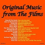 Original Music From The Animation Films Songs