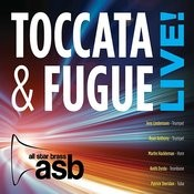 Toccata & Fugue Live! Songs