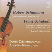 Duo In A Major, Op. 162, D. 574: II. Presto Song