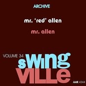 Swingville Volume 34: Mr. Allen Songs