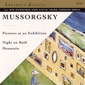 Mussorgsky: Pictures at an Exhibition & Night on Bald Mountain Songs