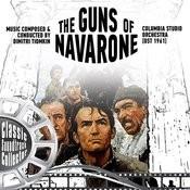 The Guns Of Navarone (Original Soundtrack) Songs