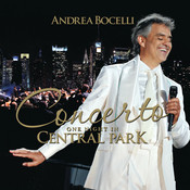 Concerto: One Night In Central Park (Bonus Track Version) Songs