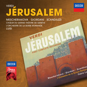 Verdi: Jérusalem Songs