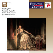 Prokofiev:  Romeo and Juliet, Op. 64 (Excerpts) Songs