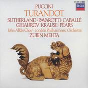 Puccini: Turandot Songs