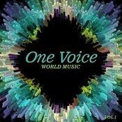 One Voice: World Music, Vol. 1 Songs