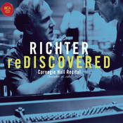 Richter Rediscovered Songs