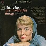 Say Wonderful Things Songs