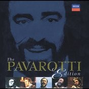 The Pavarotti Edition Songs