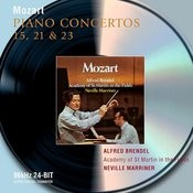 Mozart: Piano Concertos Nos.15, 21 & 23 Songs