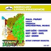 Paul Paray conducts French Orchestral Music Songs