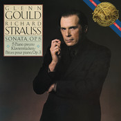 Strauss: Piano Sonata in B Minor, Op. 5 & 5 Piano Pieces, Op. 3 Songs