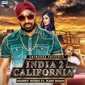 India 2 California Songs
