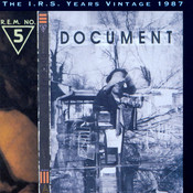 Document (The I.R.S. Years Vintage 1987) Songs