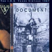 Document (Bonus Tracks) Songs