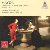 Haydn : English Canzonettas Songs