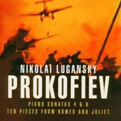 Prokofiev : 10 Pieces from Romeo and Juliet Op.75 : VII Father Lorenzo Song