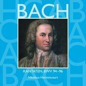 Bach, JS : Sacred Cantatas BWV Nos 94 - 96 Songs