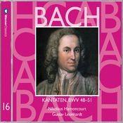 Bach, JS : Sacred Cantatas BWV Nos 48 - 51 Songs
