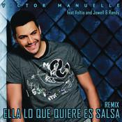 Ella Lo Que Quiere Es Salsa (Reggaeton Remix) Songs