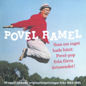 Povel Ramel Som Om Inget Hade Hant Povel Pop Fran Forra Artusendet Songs