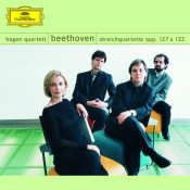 Beethoven: String Quartets, Opp. 127 & 132 Songs
