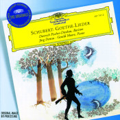 Schubert: Goethe Lieder Songs