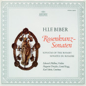 Biber: The Mystery Sonatas I-XV; Passacaglia in G Minor (2 CDs) Songs