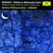 Debussy: Prélude à l'aprés-midi d'un faune; Trois Nocturnes; Pelléas et Mélisande Suite Songs