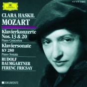 Mozart Piano Concertos Nos 13 Songs