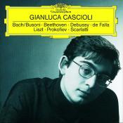 Bach Busoni Beethoven Debussy De Falla Liszt Prokofiev Scarlatti Songs
