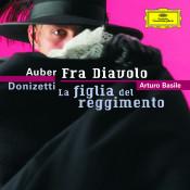 Auber Fra Diavolo Donizetti La Figlia Del Reggimento Songs