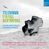 Telemann: Flavius Bertaridus Songs