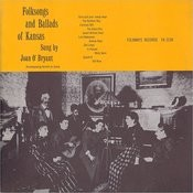 Folksongs And Ballads Of Kansas Songs
