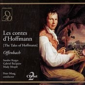 Offenbach: The Tales of Hoffmann Songs