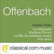 Jacques Offenbach, La Fille Du Tambour-Major Songs