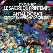 Stravinsky: Le Sacre du Printemps Songs